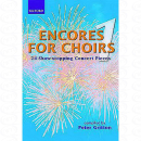 GRITTON ENCORES FOR CHOIRS 1 CHOR GCH