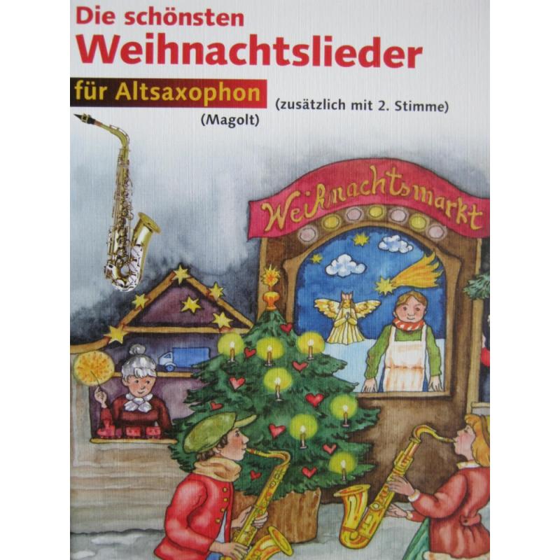 Magolt Die schönsten Weihnachtslieder Altsaxophon - günstig kaufen ...