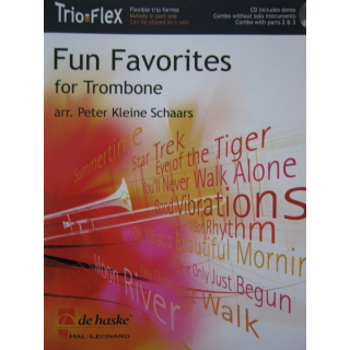 Fun Favorites 3 Posaunen CD DHP1094886-400