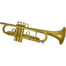 John Packer JP by Taylor Bb Trumpet Satin