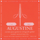 Augustine Concert Red Saiten Set