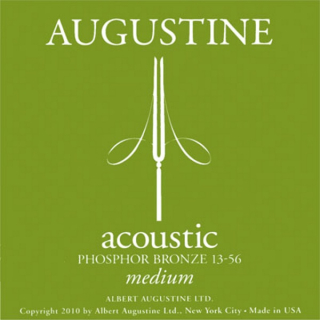 Augustine Acoustic Green Saiten Set