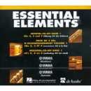ESSENTIAL ELEMENTS 1 - CD 2 3 4