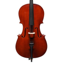 Leonardo LC2012 Cello 1/2 solid Ebenholz