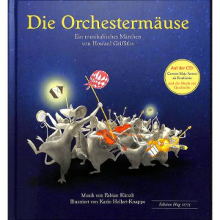 Griffiths Die Orchestermaeuse CD GH11775
