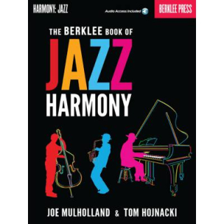 Mulholland The Berklee Book of Jazz Harmony CD HL113755