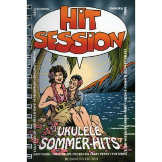 Hit Session fuer Ukulele BOE7707