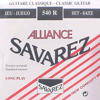 Savarez 540R Saiten Set HT Classic Long Play